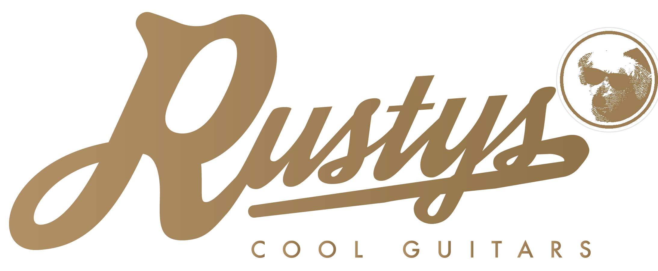 Rusty's Guitars Logo